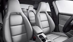 Artico seats mercedes