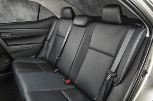SofTex Leather Seats