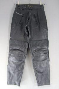 Buffalo Leather Biker Trousers
