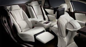 lexus seats