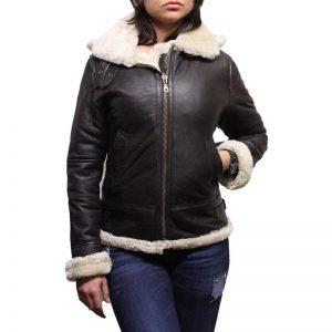 sheepskin leather jackets