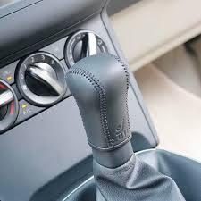 Nappa Leather Gear Stick