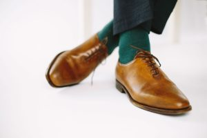 Veg Tanned Leather Shoes