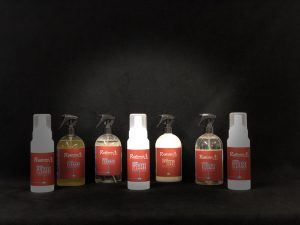 Leather Cleaner Line Up