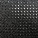 Audi Black Perforated Milano Leather