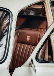 Porsche Car Leather