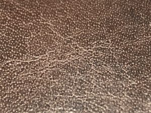 Bycast Leather Very Close Up Cracking