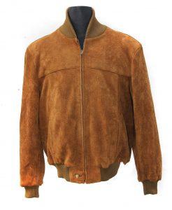 Capybara leather Jacket