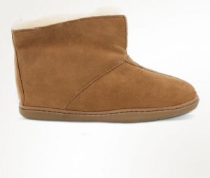 Deer Suede Leather Shoes