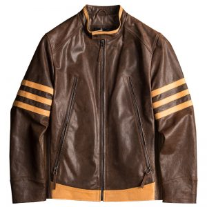 Genuine Pig Leather Jacket