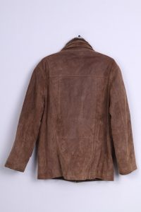 Pig Leather Suede Jacket