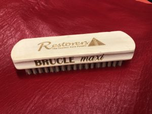 Brucle Leather Cleaning Brush
