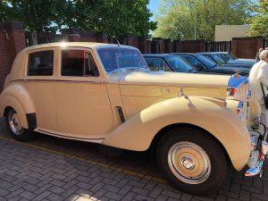 Classic Bentley Car
