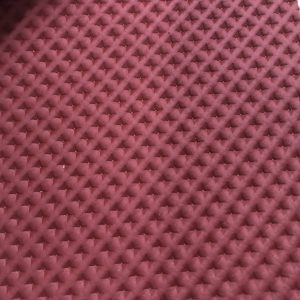 Embossed Perforation Leather