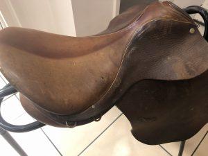 Saddle Repairs