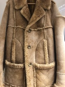Sheepskin Wool Jacket