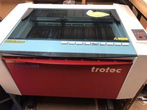 Trotec Laser Engraving Machine