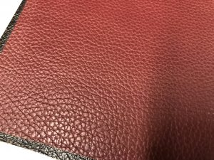 Two Tone Pigmented Cow Leather