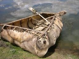 Yak Leather Boat