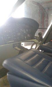 Aircraft Cockpit Seats