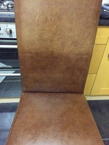 Aniline Leather Chair