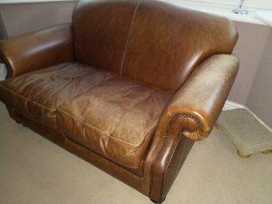 Aniline Sofa Faded