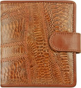 Chicken Leather Wallet