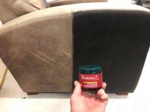 Colour Enhancer On Aniline Leather