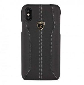 Lamborghini Leather Phone Case
