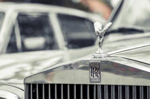 Rolls Royce Car Leather