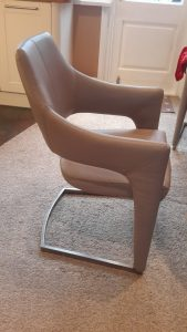 Tub Style Dining Chair
