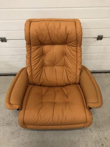 Ekornes Chair Restored
