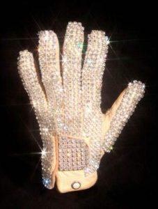 Michael Jackson's Glove