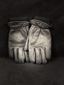 Motorbike Sheep Leather Gloves