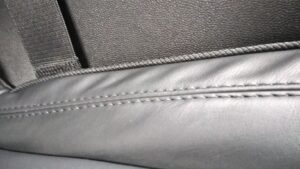 Stretched Car Seat Lower Bolster