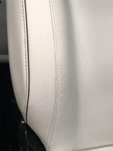 Tesla Bolster Repair