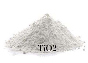 Titanium Dioxide SiO2