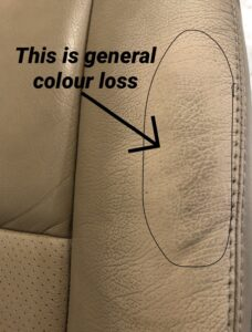 General Colour Loss